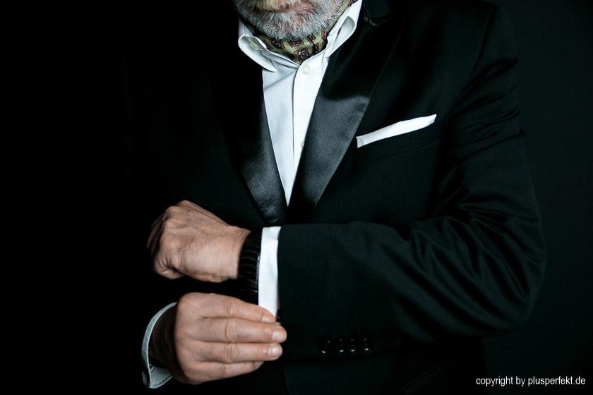 Plus Size Smoking von bonprix II Plus Size Dinner Jacket by bonprix