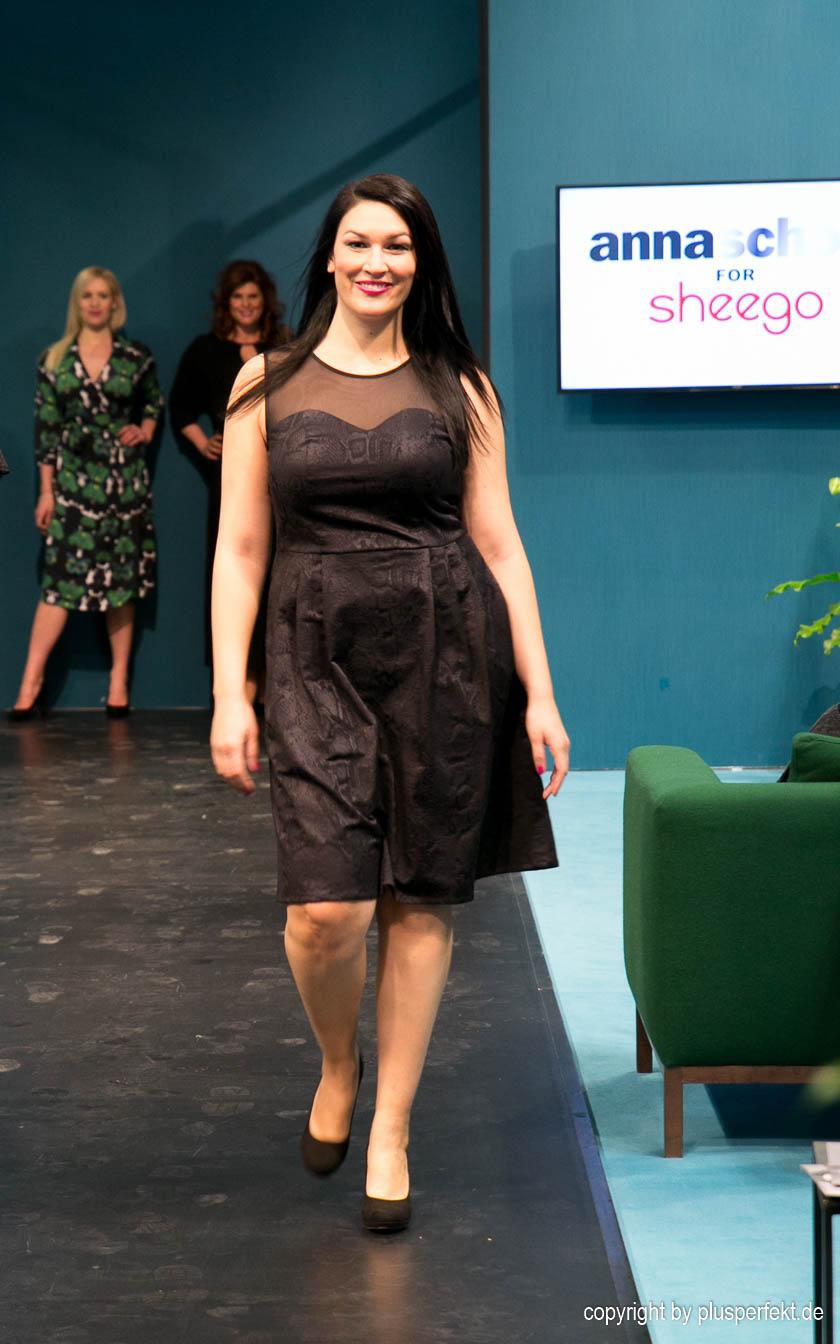 Anna Scholz für Sheego