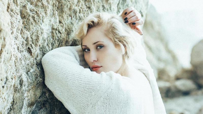 Model Hayley Hasselhoff