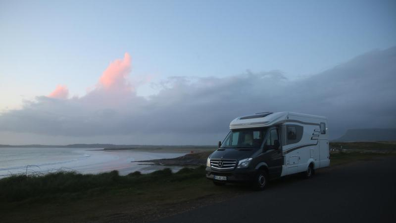 Unterwegs mit dem Wohnmobil in Irland