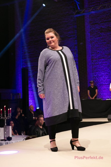 Kleid für Curvys   Credits: PlusPerfekt.de
