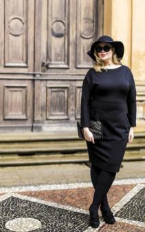 Plus Size Mode von Ilka Bessin   Bild: Bessin - Das Modelabel