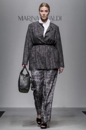 Plus Size Fashion || Credits: Marina Rinaldi