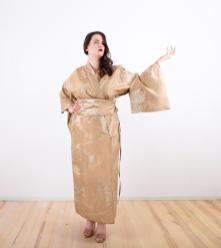 Kimono aus Seide   Credit:KimonoManufaktur.de