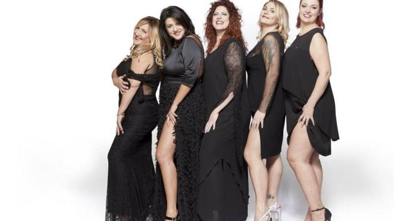 Calendario Beautiful Curvy