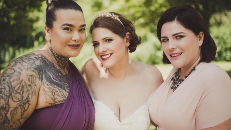 Laudon ladies | Credits: Olga Kretsch Photography