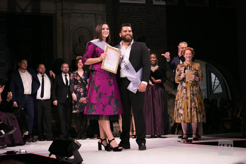 Curvy Topmodel 2018: Gratulation an Lisa-Marie Becker und Semih Yüksel