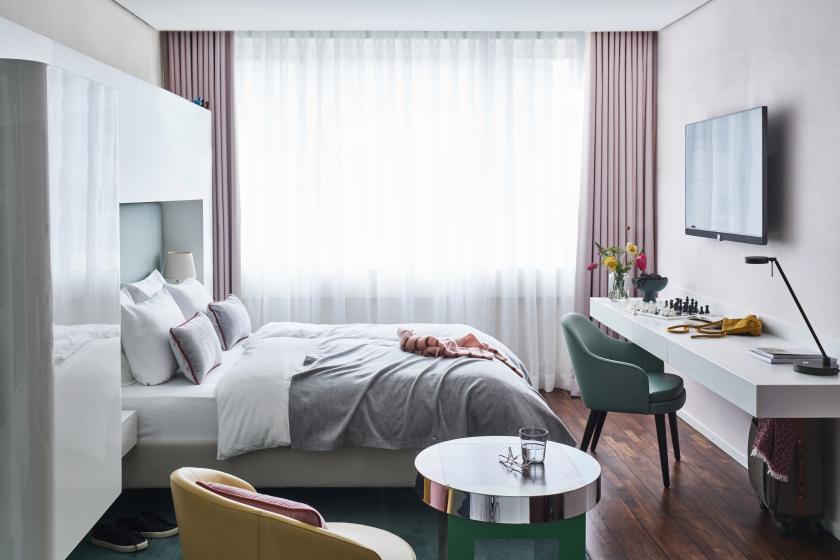 Credits: SIDE Design Hotel Hamburg