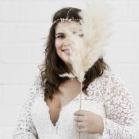 Handmade: Exklusiver Haarschmuck für die Braut