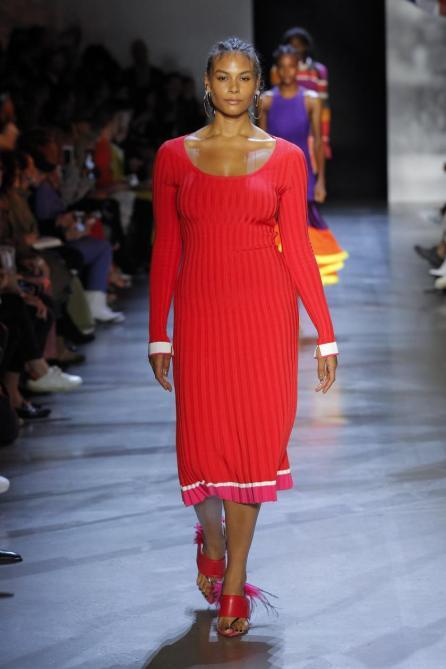 Credits: Prabal Gurung | New York Fashion Week 9.9.2018