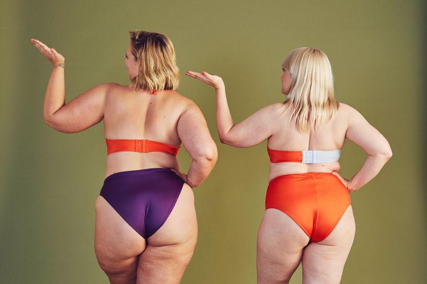 Swimwear für Curvys | Designt von Lydia Maurer | Credits: Phylyda | Fotografiert von Julia Marie Werner