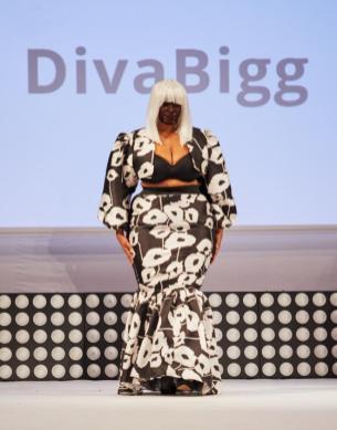 Ein Outfit von Diva Bigg | Diversity Fashion Days 2019 in Hamburg | Credits: Anna Spindelndreier