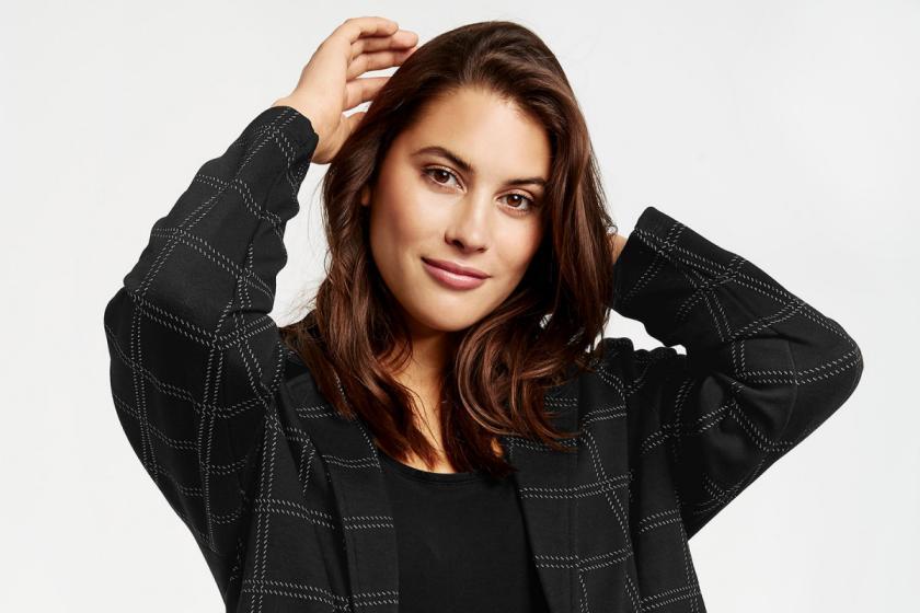 Model Celine Denefleh für Samoon