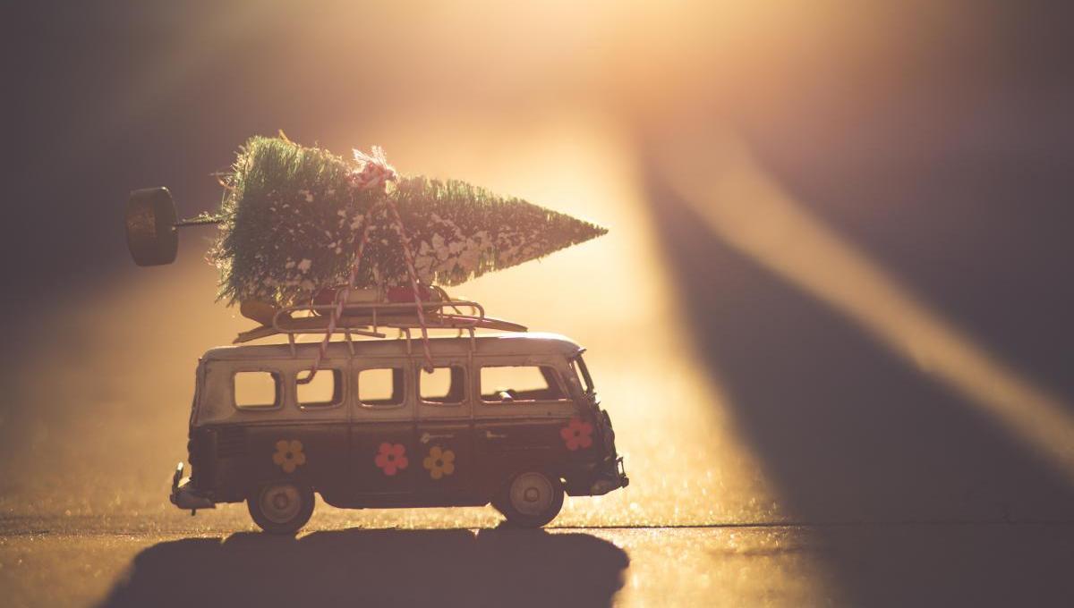 Driving Home For Christmas ...