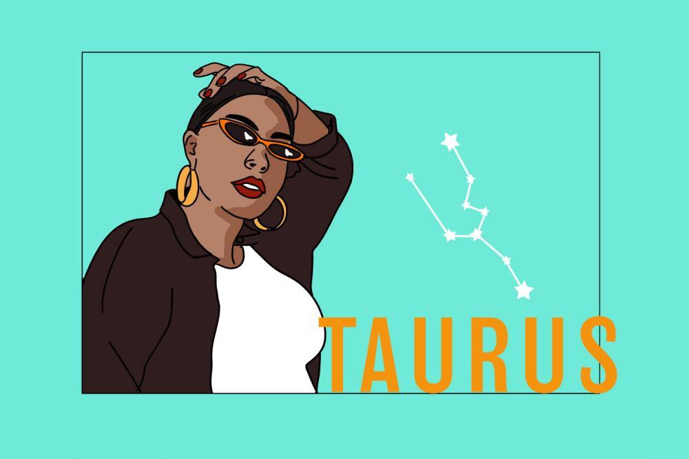 Zodiac Taurus | Das Sternzeichen Stier | PopArt by Ann-Christin Scharf | PlusPerfekt