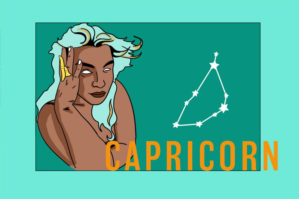 Zodiac Capricorn | Das Sternzeichen Steinbock | PopArt by Ann-Christin Scharf | PlusPerfekt