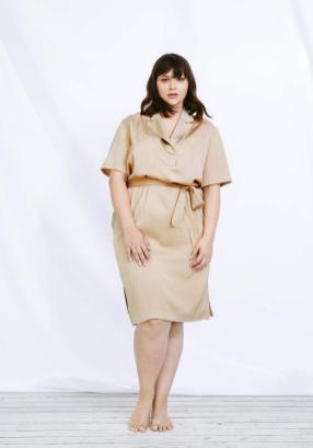 Kleid aus der Sallie Sahne Kollektion