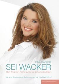 Dina Wacker, Curvy-Model, Miss Plus Size Germany und Buchautorin | Credits: Coverface