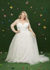 Auszug aus der PlusPerfekt Edition Curvy Bride