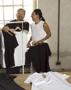 Sie machen T-Shirts für Männer | Claudia Landenberger und Oliver Rohr | Fitzyou