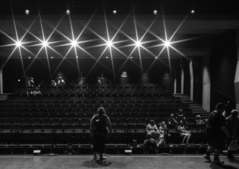 Casting-Bühne | Credit: Mark Thompson for Unsplash