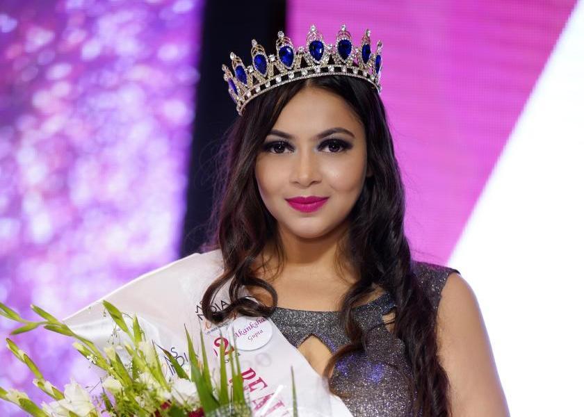 Akanksha Gupta - Ms India Curvy 2020