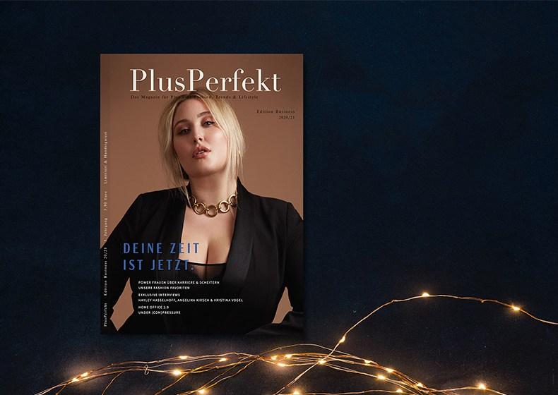 Geschenkidee zu Weihnachten: PlusPerfekt Edition Business als Weihnachtsgeschenk