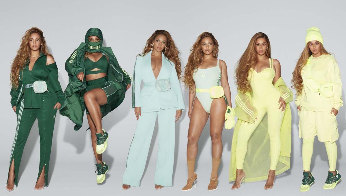 Beyoncé zeigt ihre Ahtflow Kollektion Drip 2 | Ivy Park x Adidas