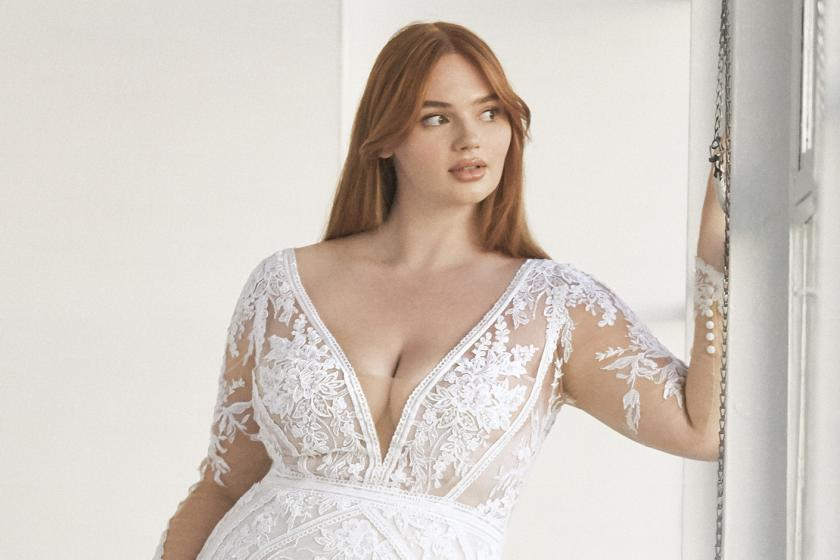 Brautkleid, Hochzeitskleid, Traumkleid - Gesucht, gefunden im Brautmodengeschäft | Credit: Pronovias