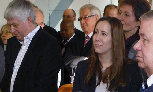 Landtagsabgeordnete Astrid Walmann