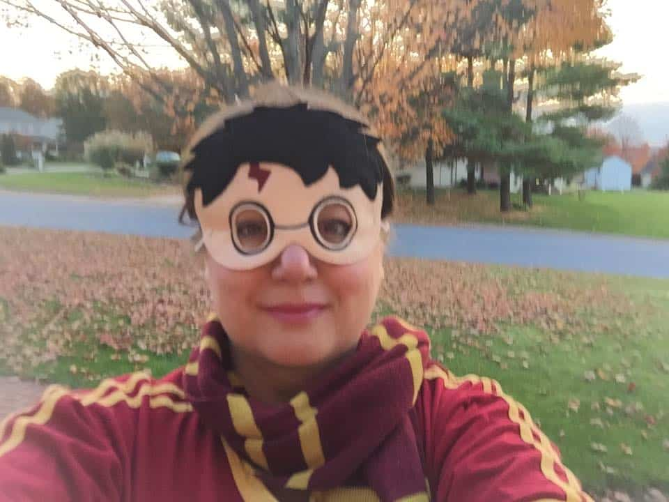 Easy Plus Size Harry Potter Costume for Anyone