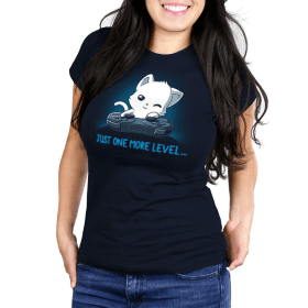 TeeTurtle Just One More Level
