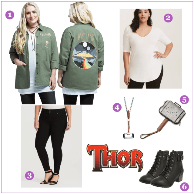 Thor Outfit