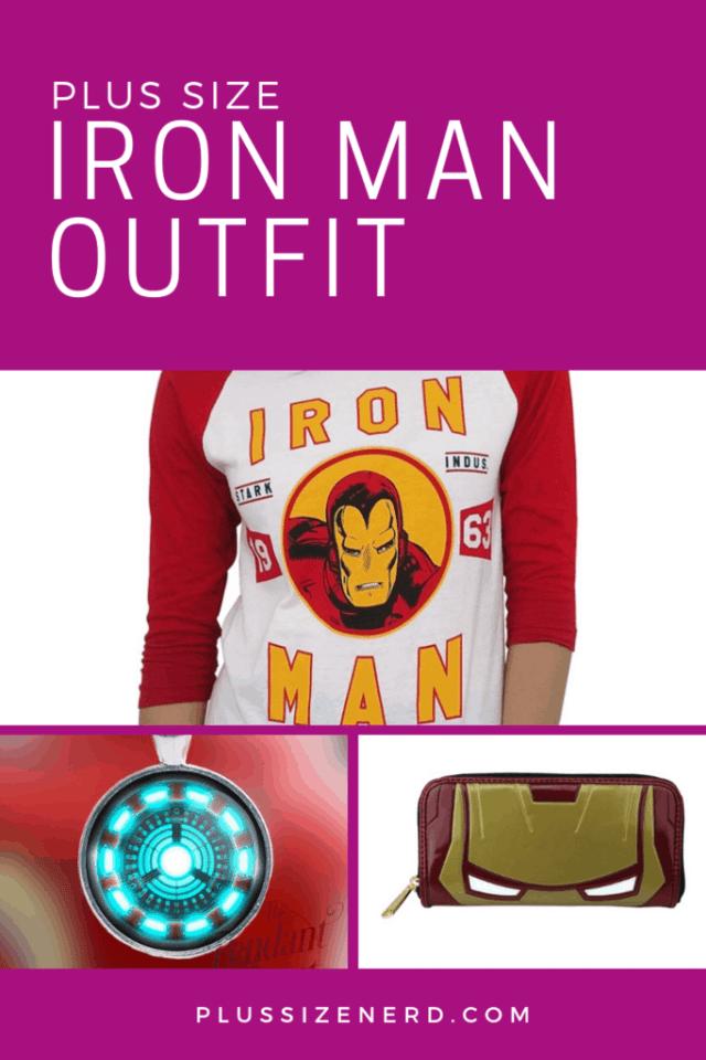 Collage of Marvel merchandise for women