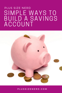 Piggy bank and coins with text overlay