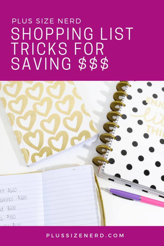 Smart Shopping List Tricks to Save Money