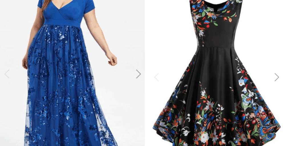 Cheap DressLily Plus Size Dresses Review