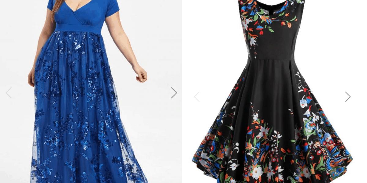 Cheap DressLily Plus Size Dresses Review - Plus Size Nerd
