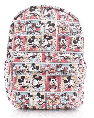 Mickey and Minnie Backpack