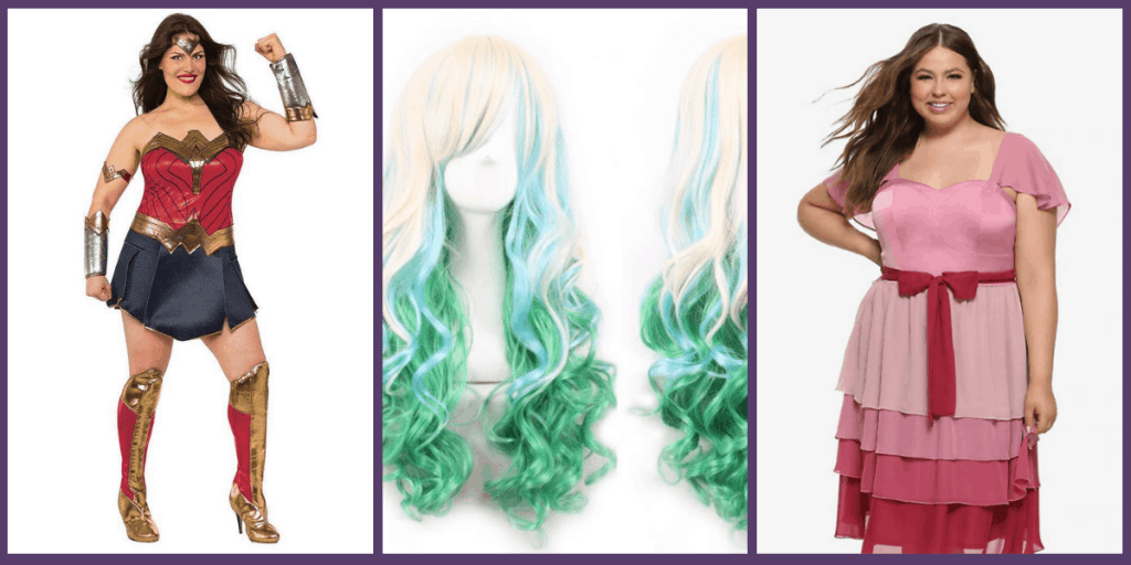 Best Online Stores for Plus Size Cosplay