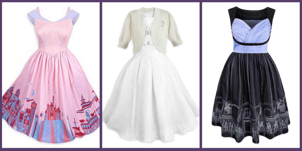 Plus Size Disney Parks Dress for Women