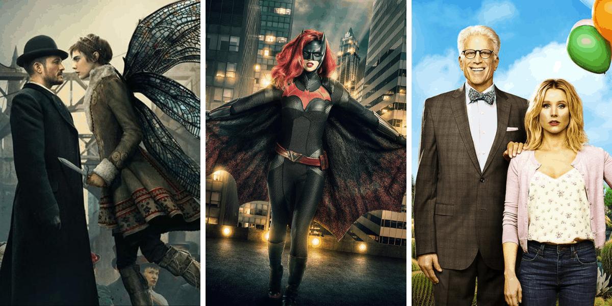 Best Fall TV Shows 2019 for Geek Women