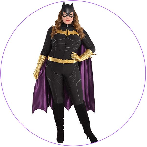 Plus Size Batgirl