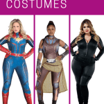 Plus Size Marvel Costumes