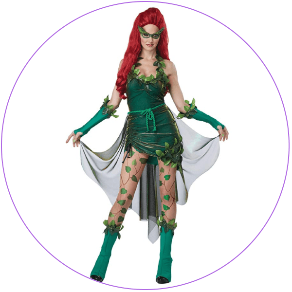 Plus Size Poison Ivy