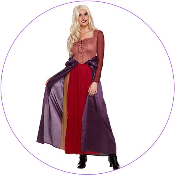 Plus Size Sarah Sanderson Costume