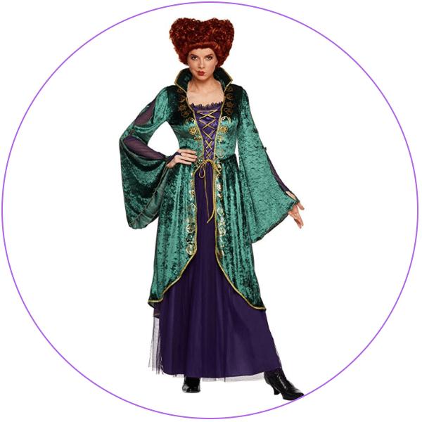 Plus Size Winifred Sanderson Costume