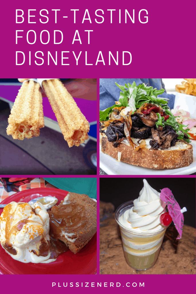 Best Food at Disneyland