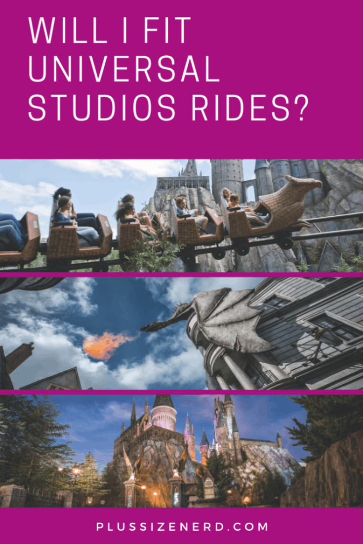 Fit In Universal Studios Rides