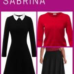 Sabrina Casual Cosplay